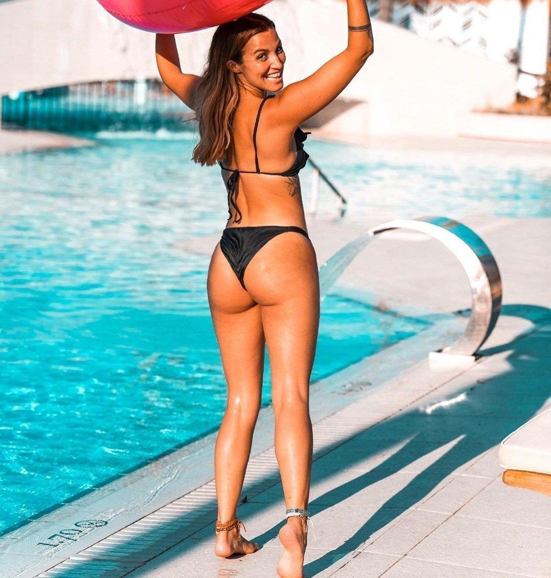Κάλια Ελευθερίου: Μόλις δημοσίευσε την πιο σέξι φωτογραφία του καλοκαιριού  της!