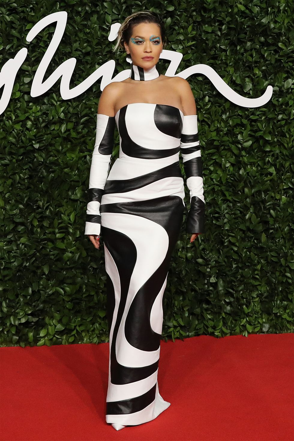 British Fashion Awards Rita Ora