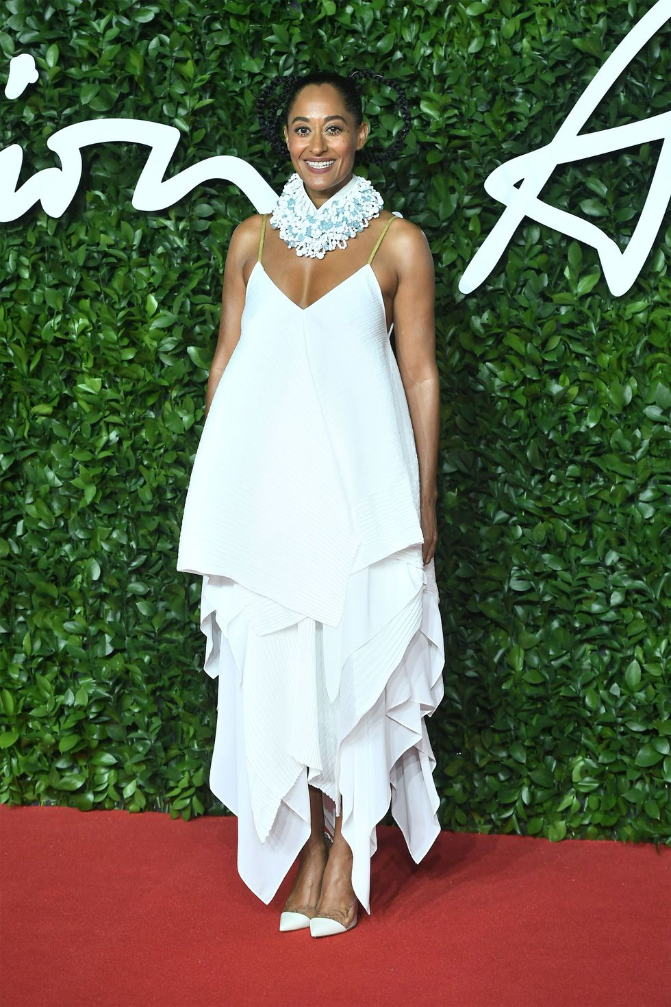 Tracee Ellis Ross British Fashion Awards 2019