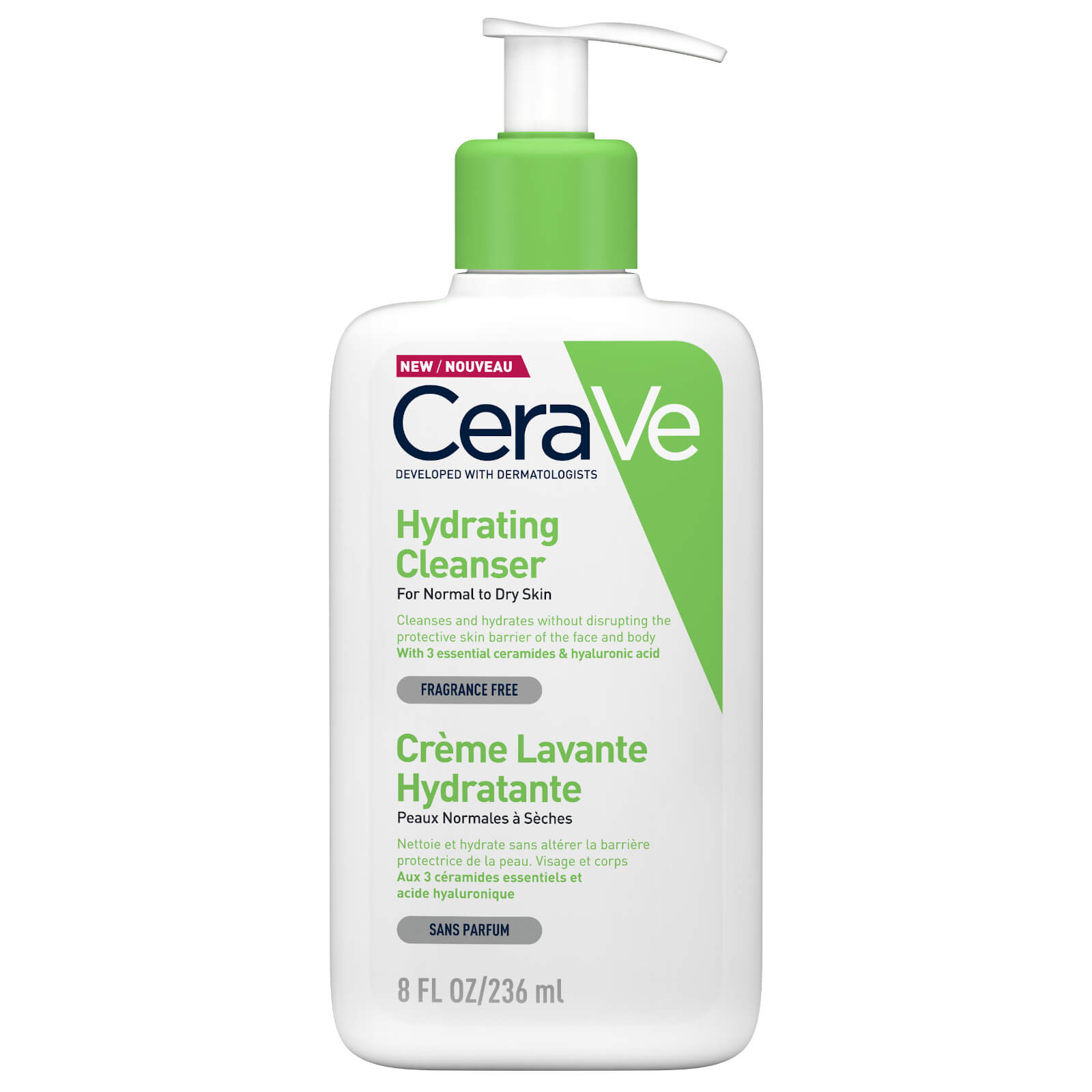 Cerave hydrating gel