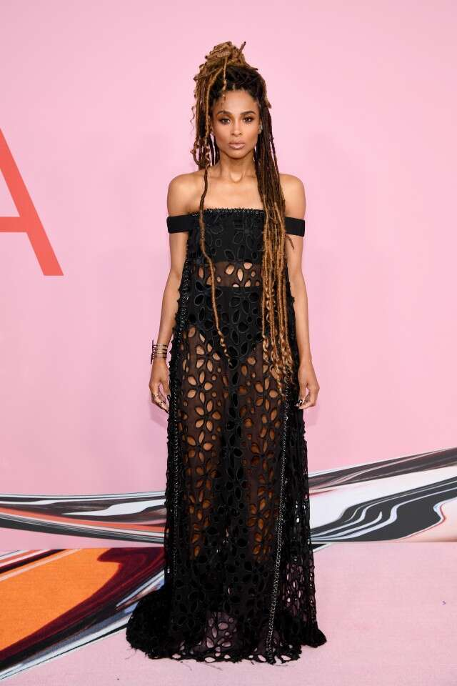 Ciara CFDA Awards