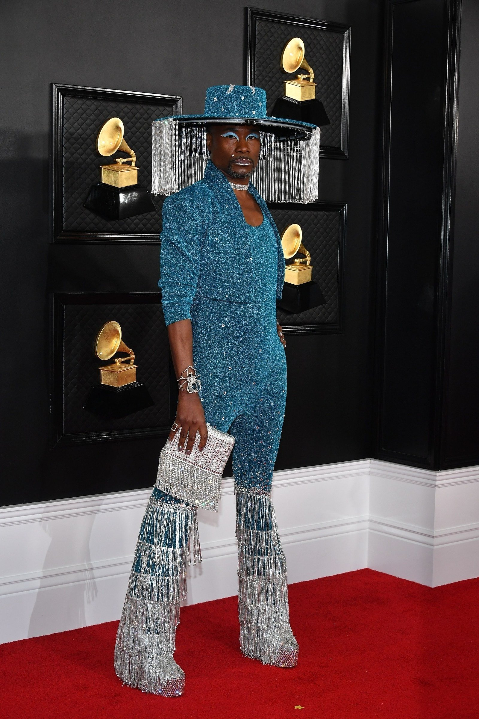 Billy Porter Grammys 2020