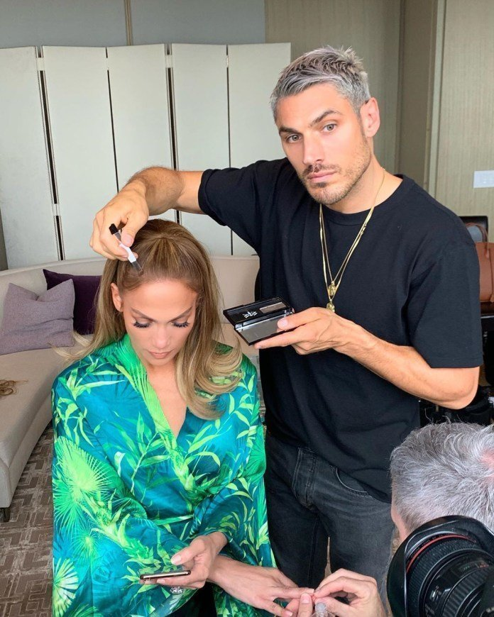 jennifer lopez hair quarantine