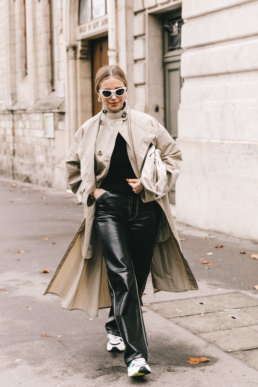 leather pants style tips