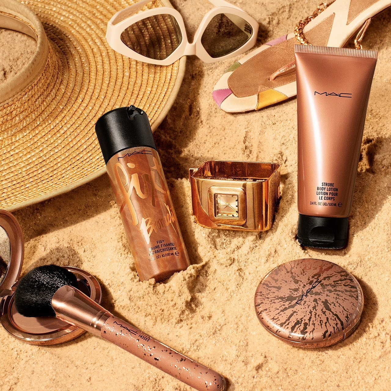Mac Bronzing collection