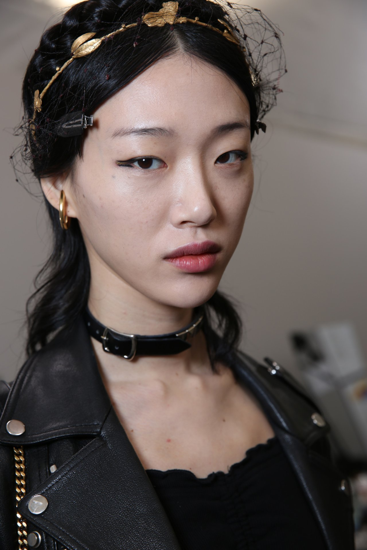 Dior Haute Couture 2020 makeup look