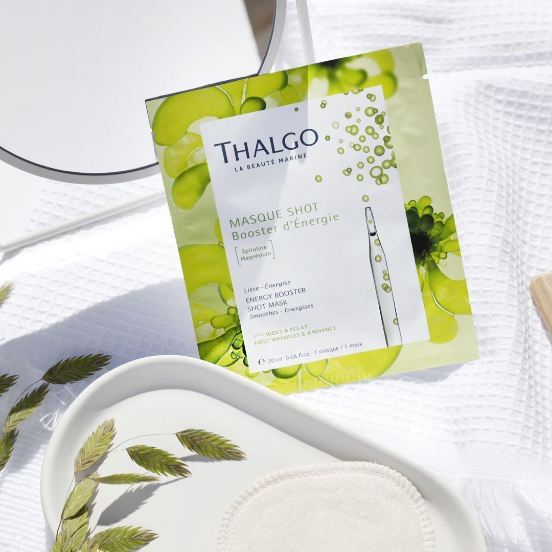 Thalgo shot masks