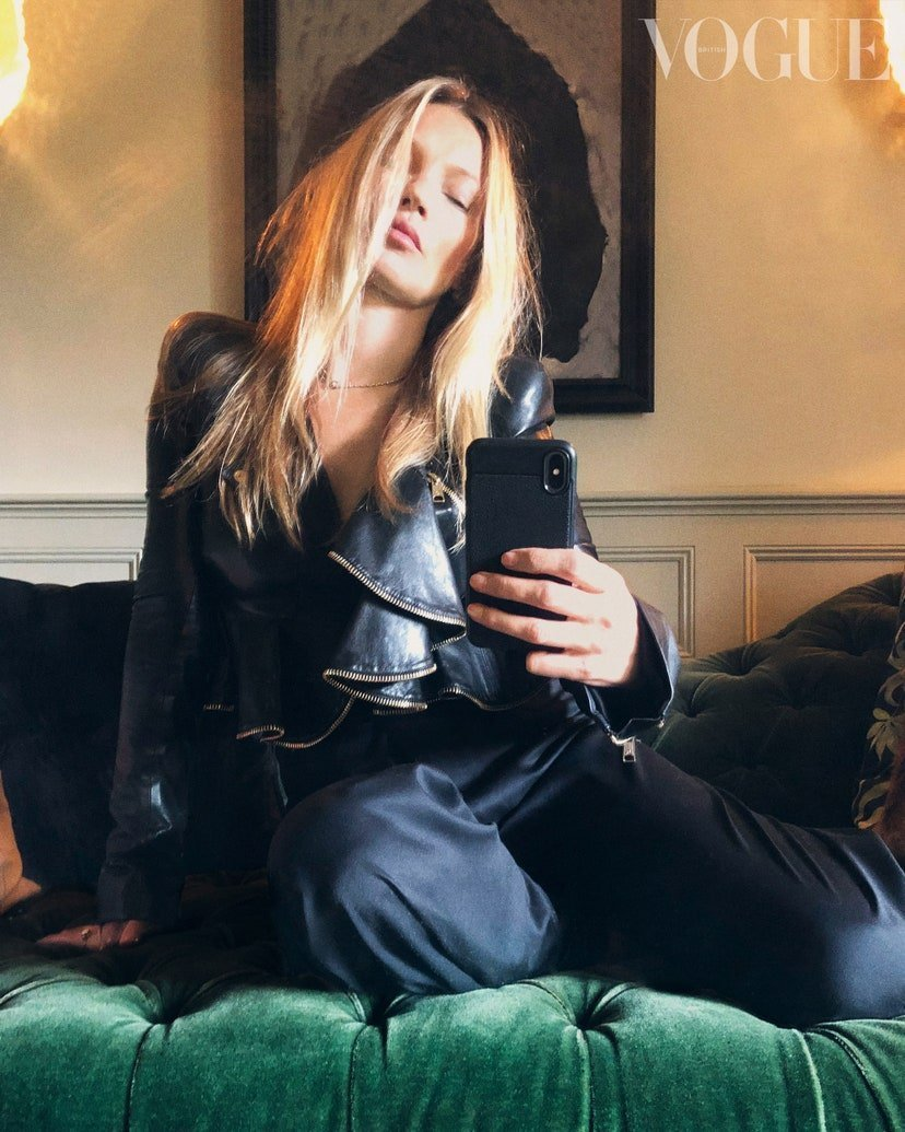 Vogue auction
