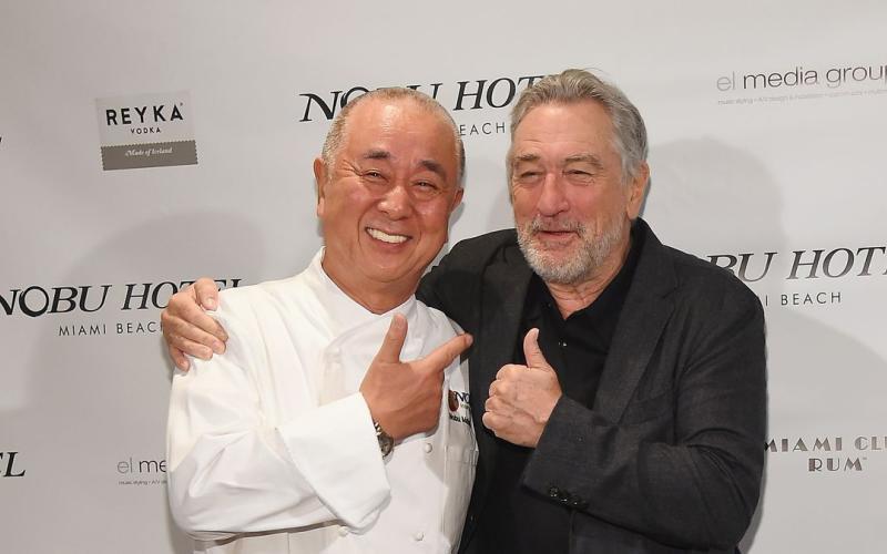 Συνέντευξη με τον διάσημο σεφ Nobu Matsuhisa (βίντεο)